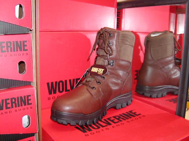 Wolverine ® insulated waterproof safety